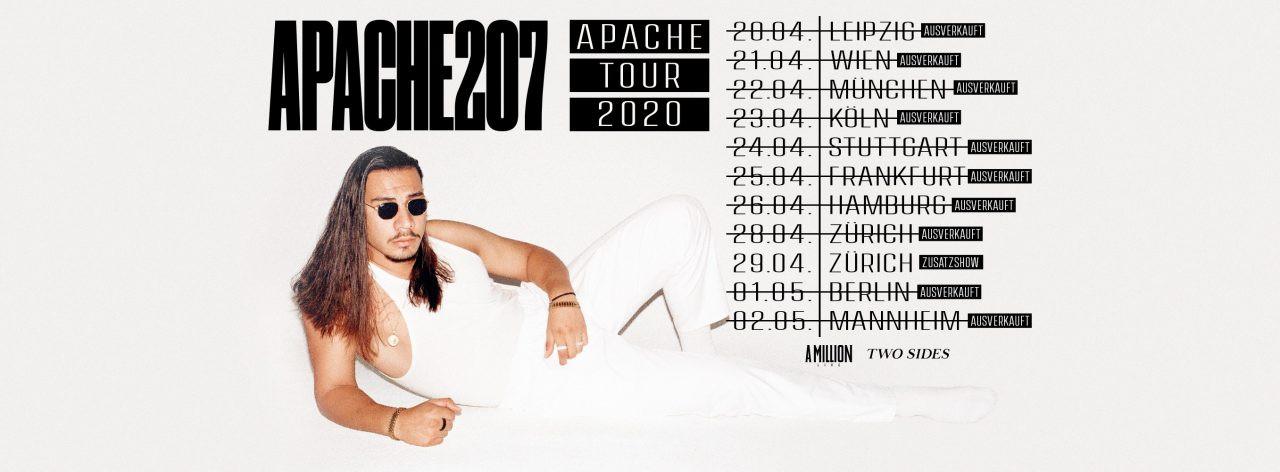 Apache 207 mannheim