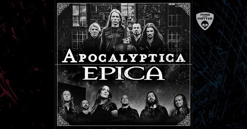 Apocalyptica am 11. March 2021 @ Planet.tt Bank Austria Halle im Gasometer.