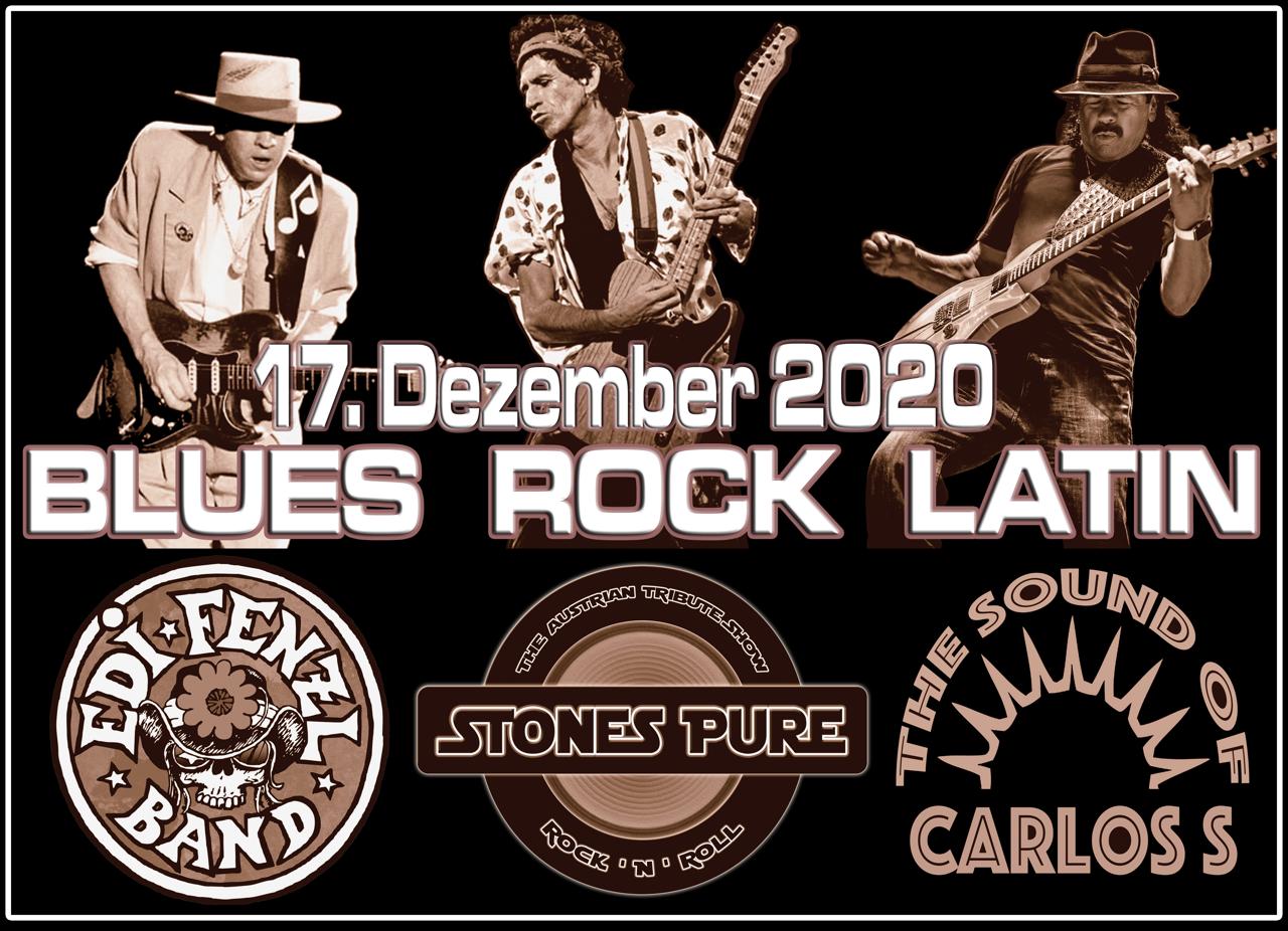 Edi Fenzl Band am 17. December 2020 @ Szene Wien.