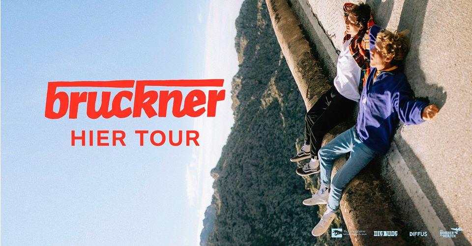 Bruckner am 11. November 2020 @ B72.