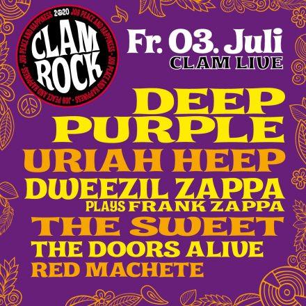 Clam Rock 2020