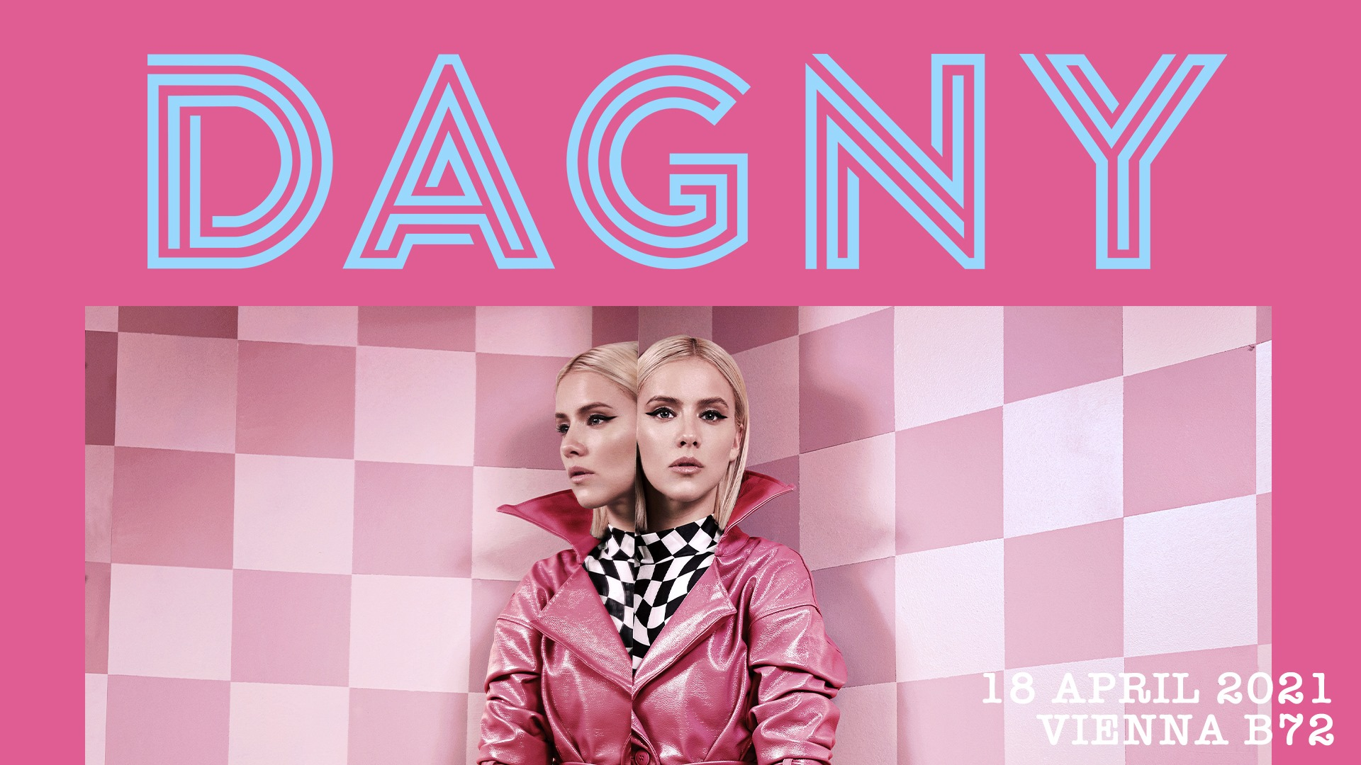 Dagny am 18. April 2021 @ B72.