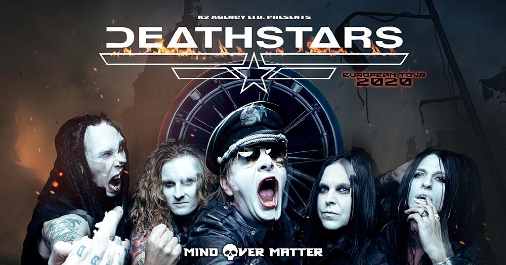 Deathstars am 1. October 2020 @ Szene Wien.