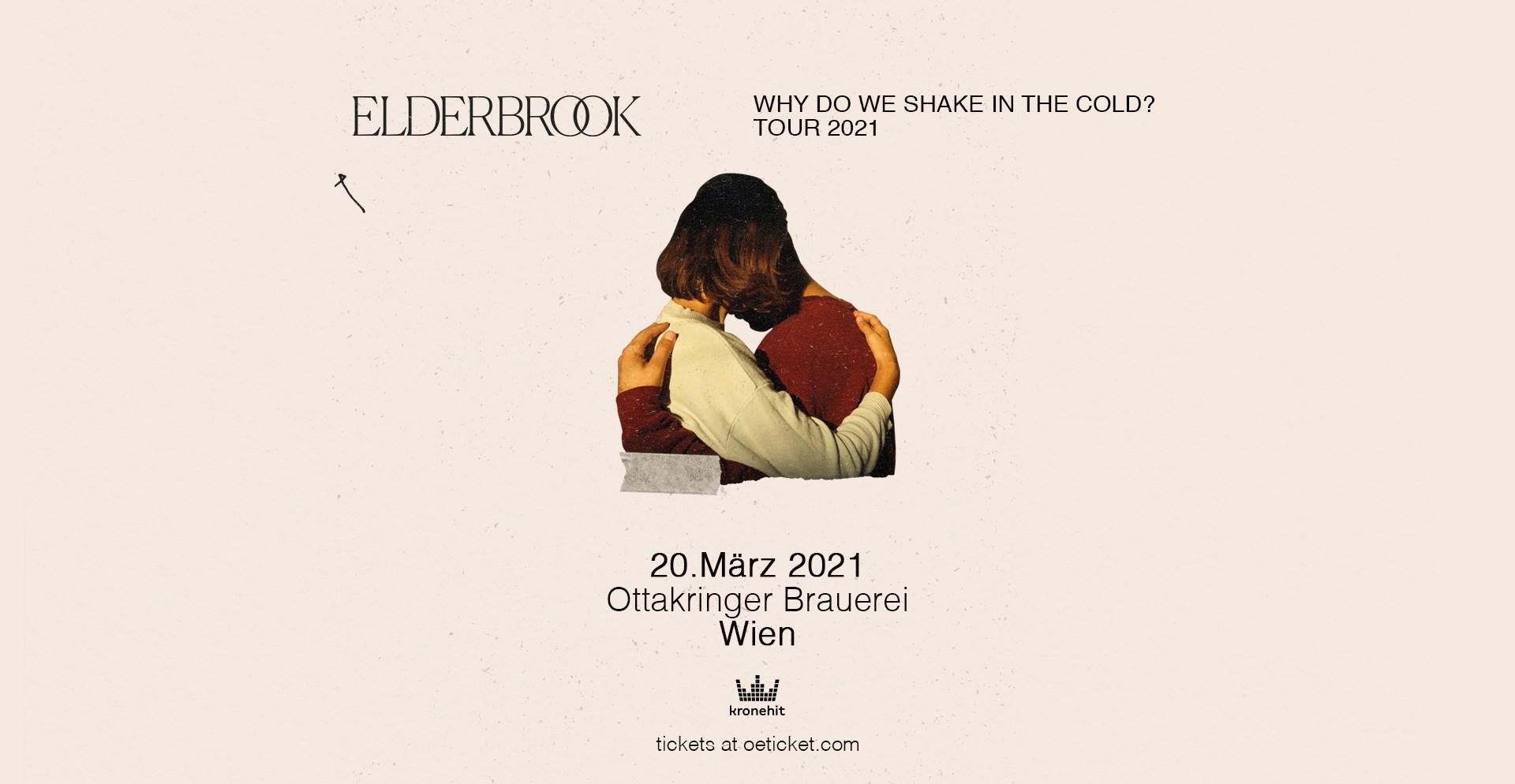 Elderbrook am 20. March 2021 @ Ottakringer Brauerei.