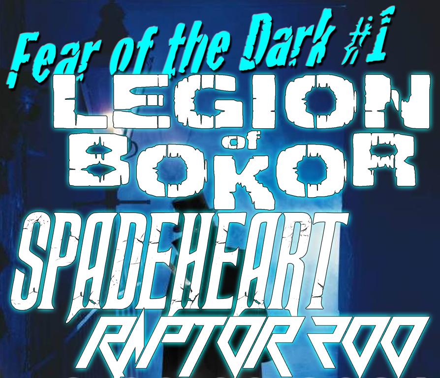 Fear Of The Darl Vol. 1 am 9. September 2021 @ Szene Wien.