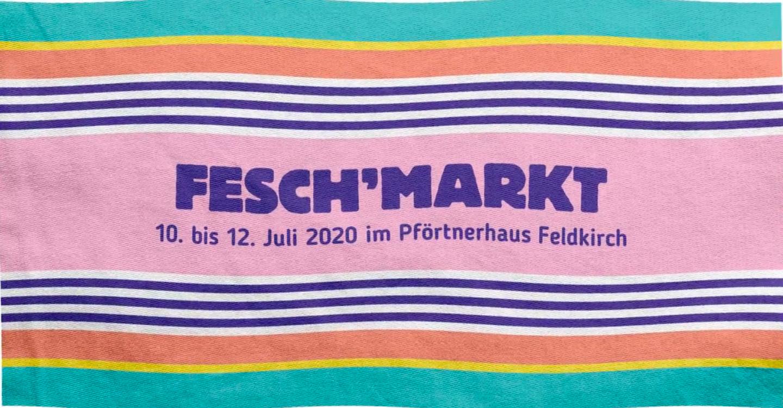 Fesch'markt Vorarlberg #10 am 10. July 2020 @ Pförtnerhaus Feldkirch.
