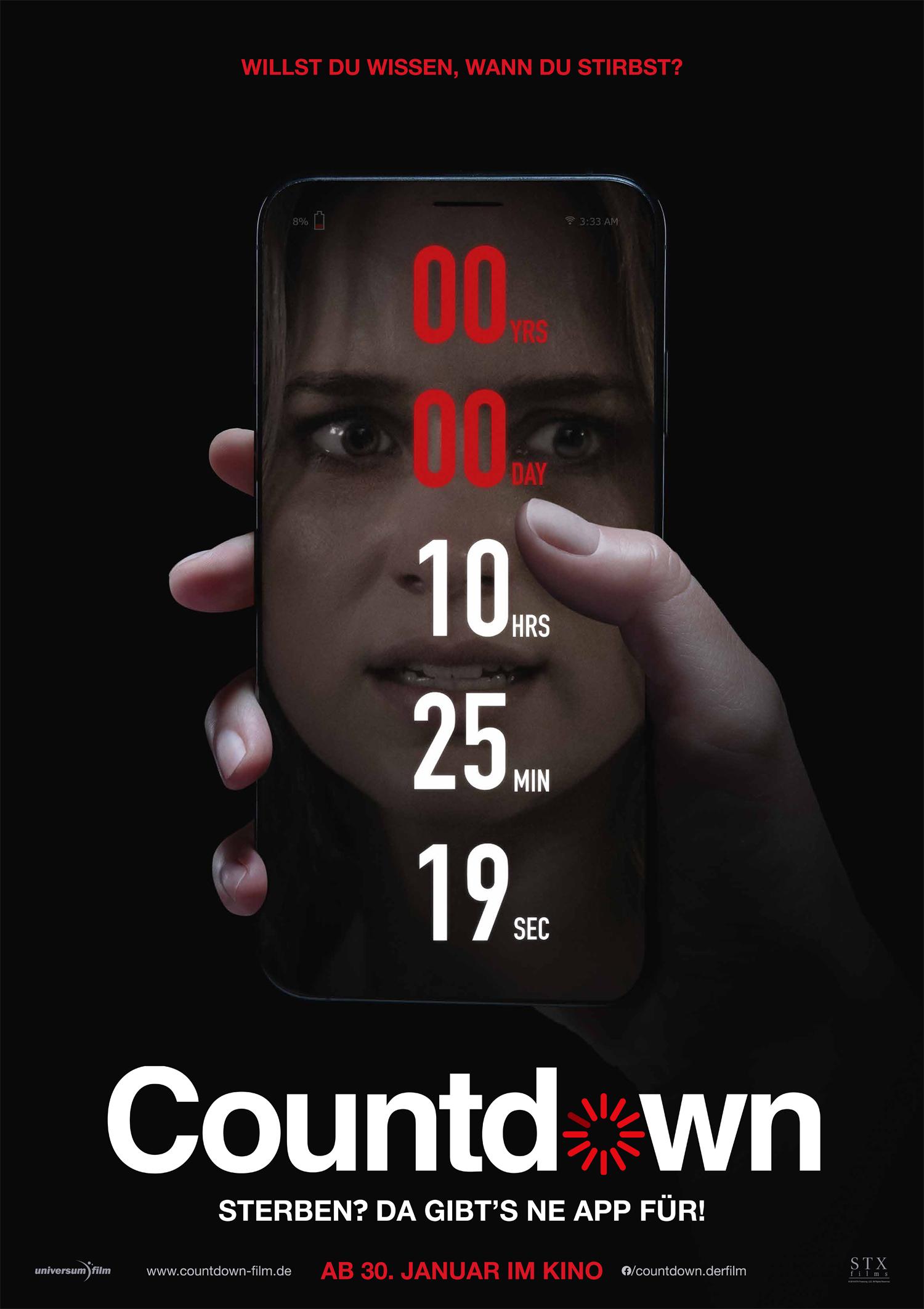 Volume Filmpremiere: Countdown am 30. January 2020 @ Apollo - Das Kino.