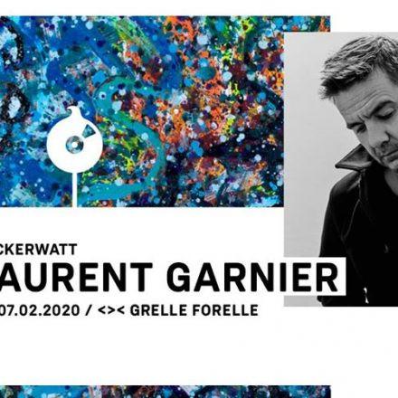 ZUCKERWATT w/ Laurent Garnier / Grelle Forelle