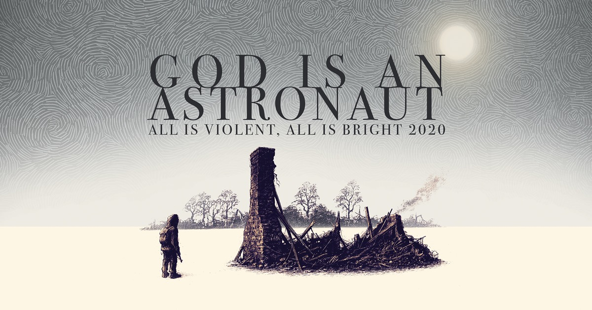 God Is An Astronaut am 24. October 2020 @ Szene Wien.