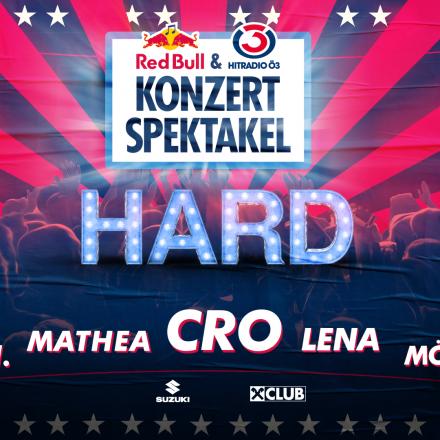 Das Red Bull & Ö3 Konzertspektakel