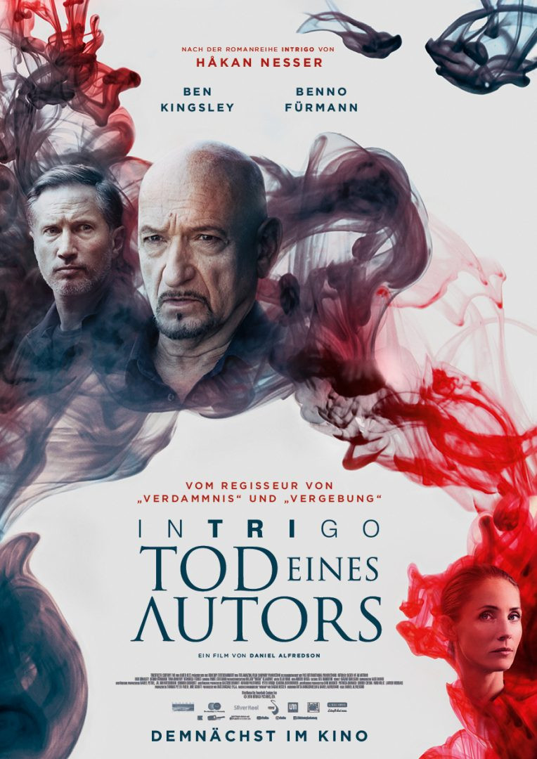 Filmpremiere: Intrigo - Tod eines Autors am 25. October 2018 @ UCI Kinowelt Millennium City.