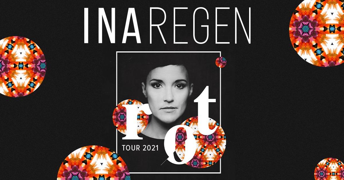 Ina Regen am 21. August 2021 @ Arena Wien - Open Air.