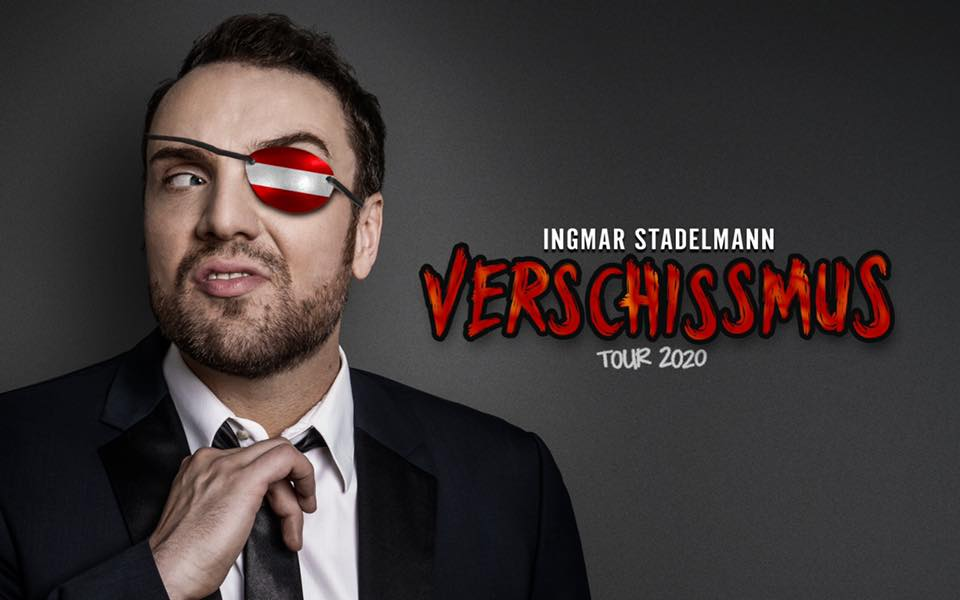 Ingmar Stadelmann am 1. April 2020 @ WUK.