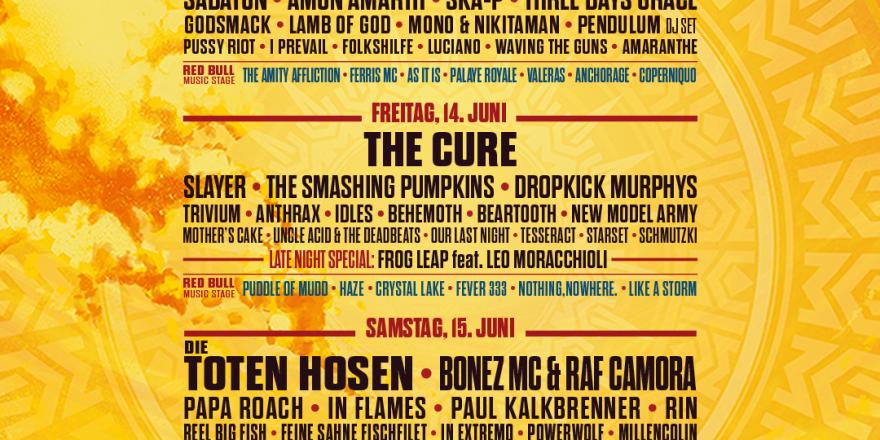 Nova Rock Festival 2019