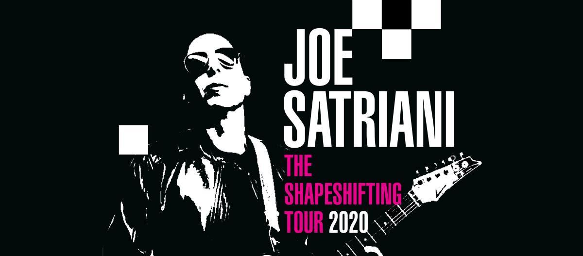 Joe Satriani am 7. May 2020 @ Simm City.