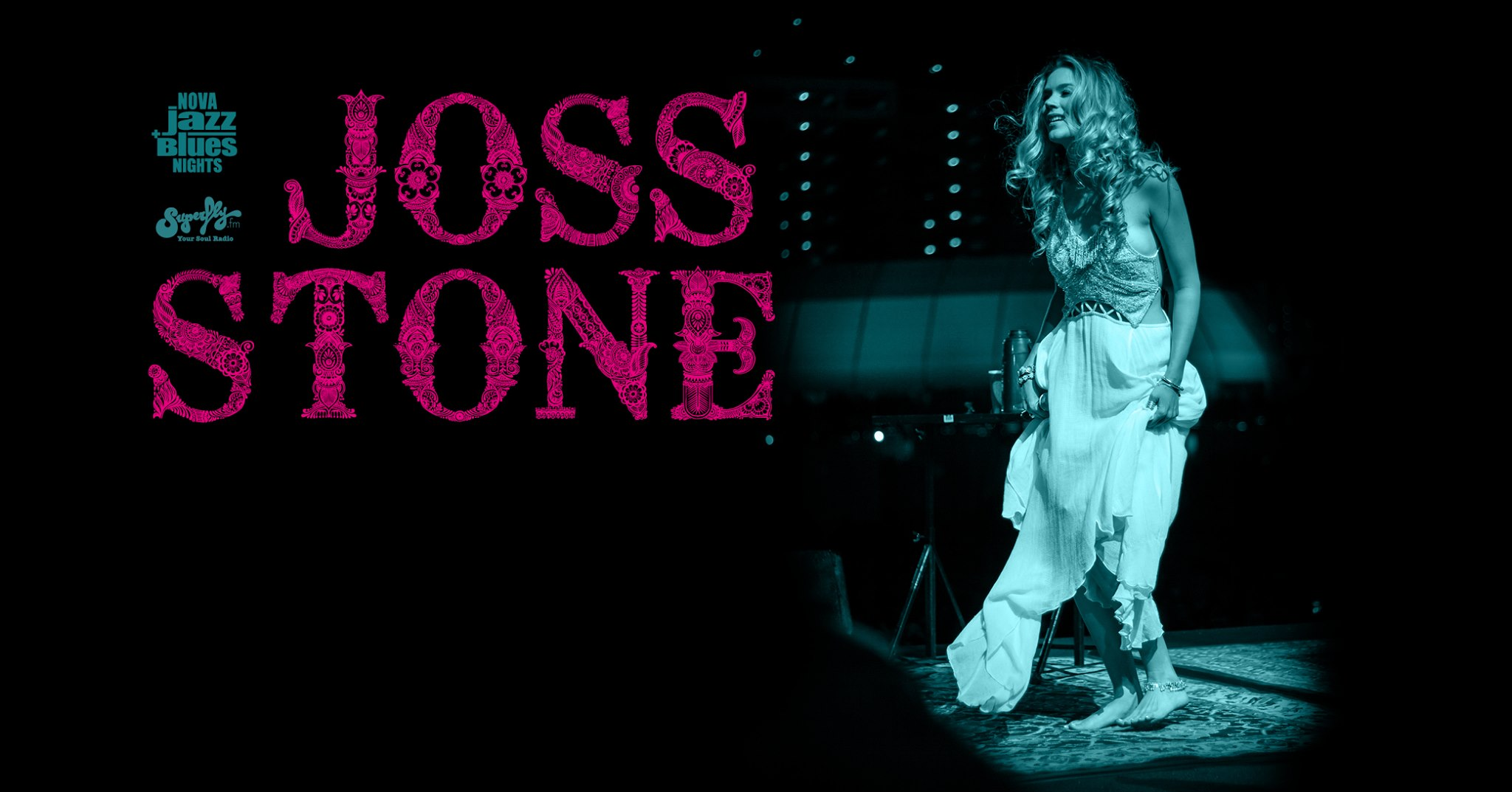 Joss Stone am 26. August 2020 @ Arena Wien - Open Air.