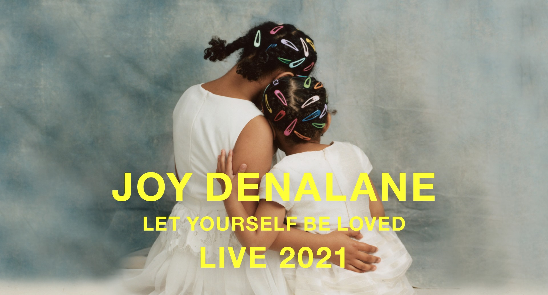 Joy Denalane am 3. April 2021 @ Grelle Forelle.