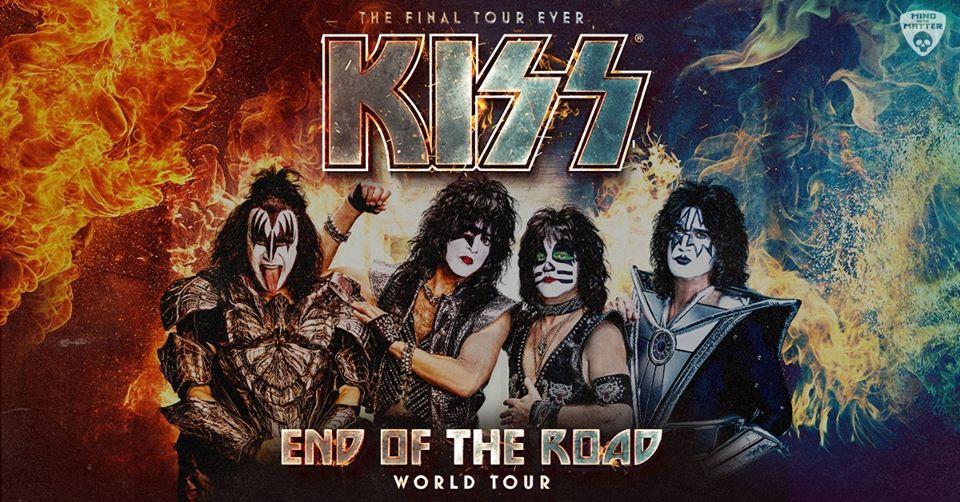 KISS am 27. June 2021 @ Wiener Stadthalle - Halle D.