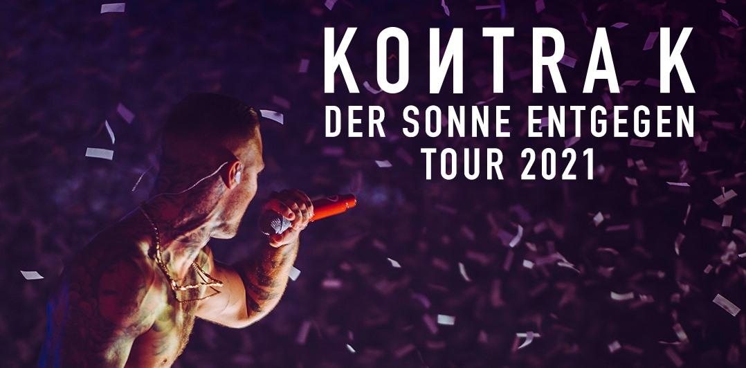 Kontra K am 13. December 2021 @ Wiener Stadthalle - Halle D.