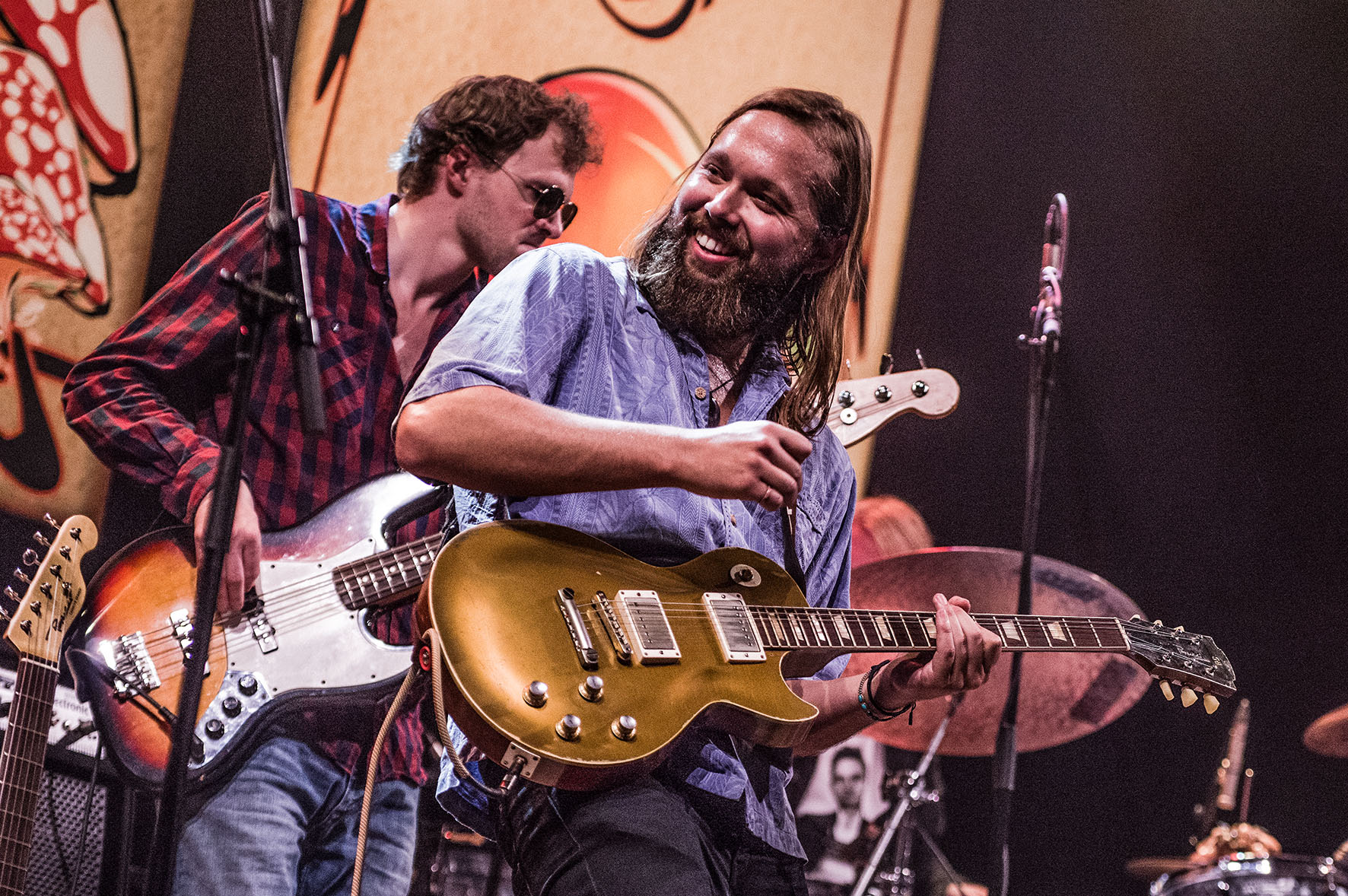 Leif de Leeuw Band am 4. May 2020 @ Rockhouse Salzburg.