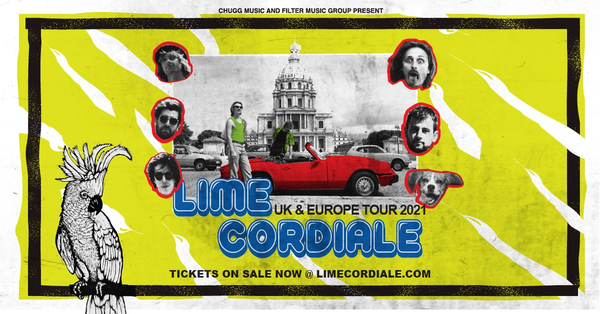 Lime Cordiale am 28. November 2020 @ Fluc.