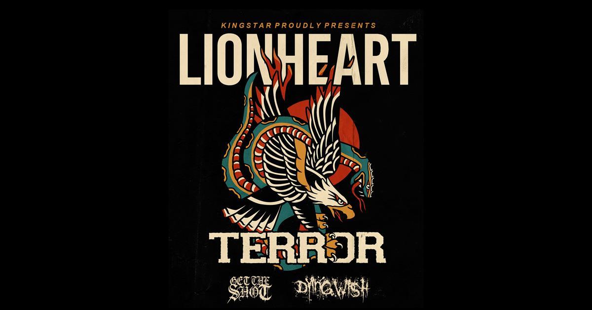 Lionheart am 13. November 2021 @ Simm City.