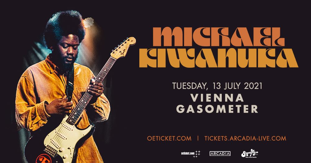 Michael Kiwanuka am 21. July 2020 @ Arena Wien - Open Air.