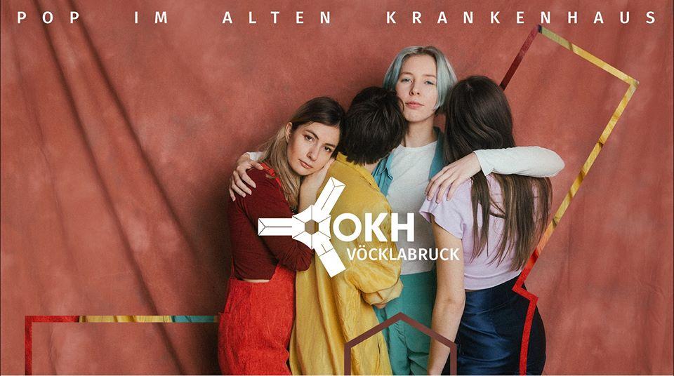 My Ugly Clementine am 11. April 2020 @ OKH Vöcklabruck.