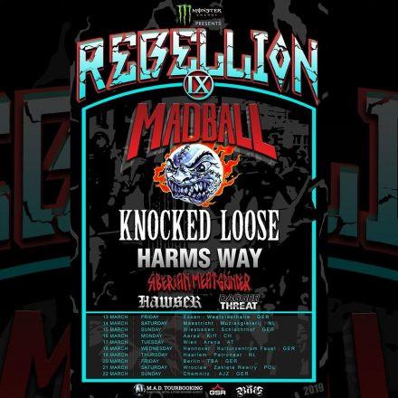 Rebellion IX feat. Madball