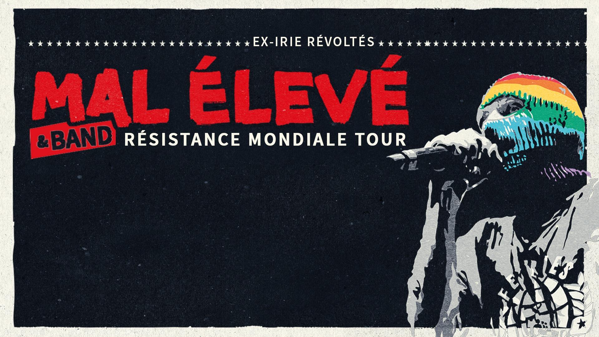 Mal Élevé am 28. November 2020 @ Grelle Forelle.