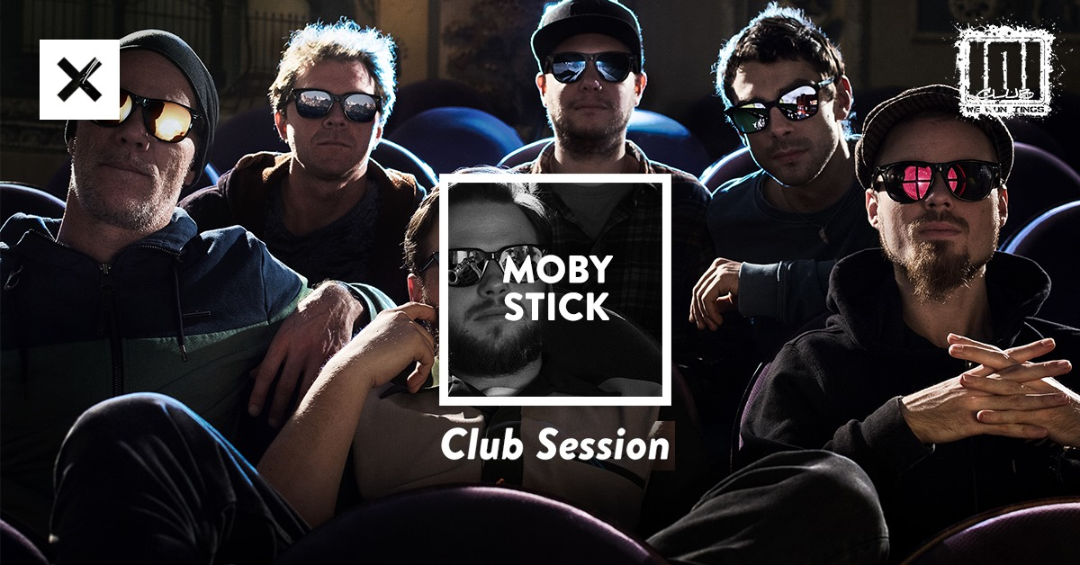 Moby Stick am 10. July 2020 @ Rockhouse Salzburg - Saal.
