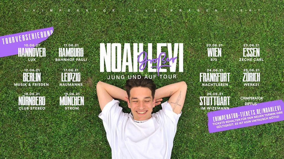 Noah Levi am 4. October 2020 @ B72.