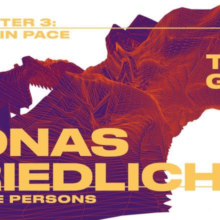 OFF THE GRID Chapter 3 w/ JONAS FRIEDLICH