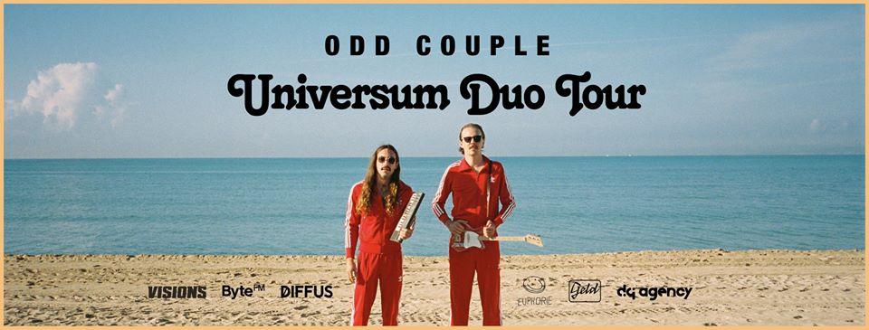 Odd Couple am 20. November 2020 @ Mammut Bar.