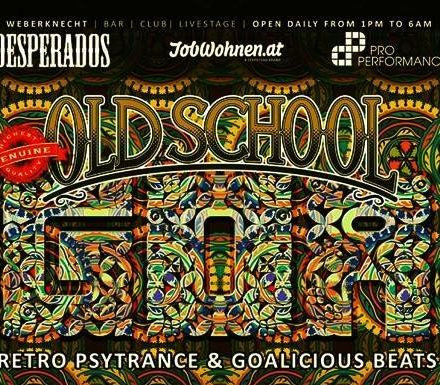 Oldschool Goa Party