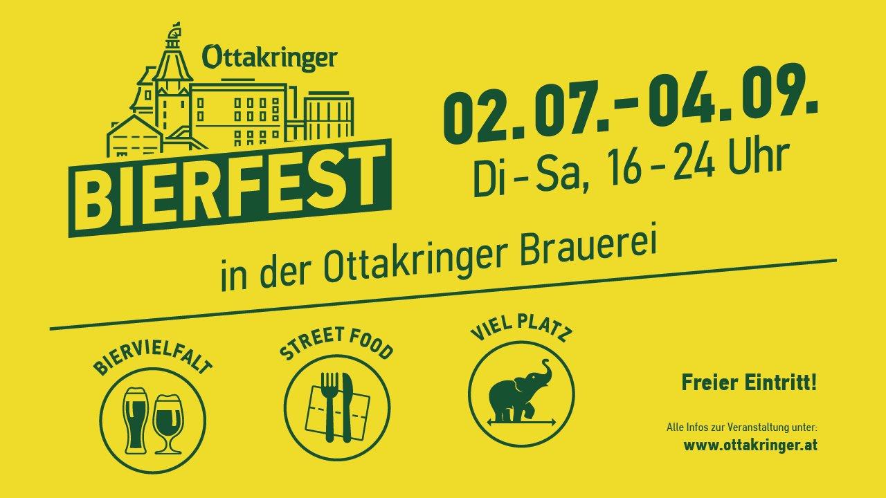 Ottakringer Bierfest 2020 am 2. July 2020 @ Ottakringer Brauerei.