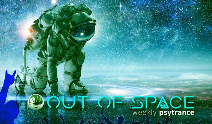 Out Of Space Deeprog Special am 5. July 2018 @ Weberknecht.