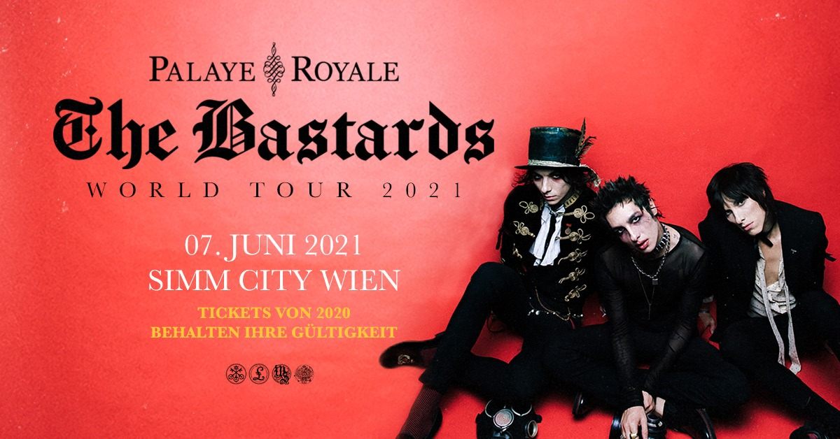 Palaye Royale am 29. August 2020 @ Flex - Halle.