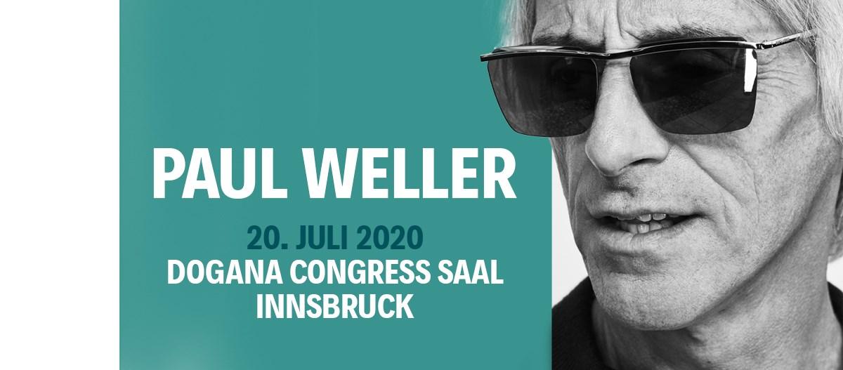 Paul Weller am 20. July 2020 @ Congress - Dogana.