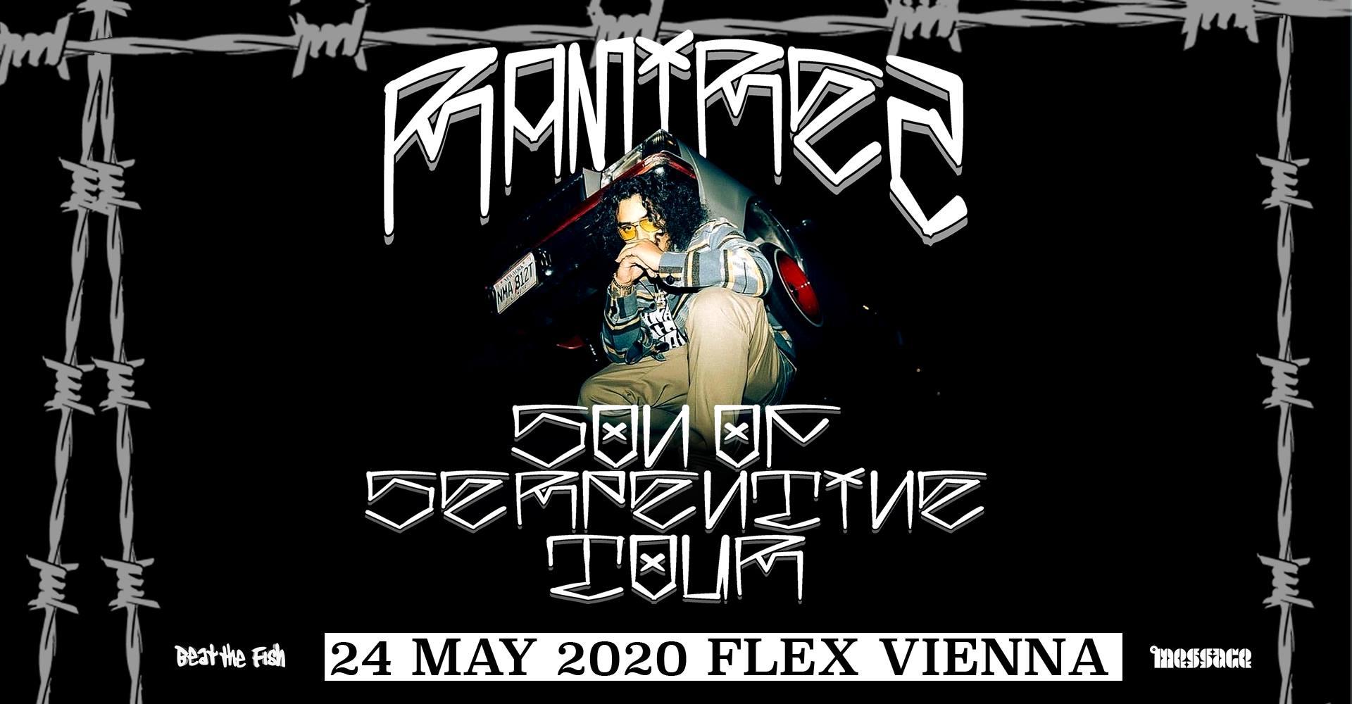 Ramirez am 24. May 2020 @ Flex - Café.