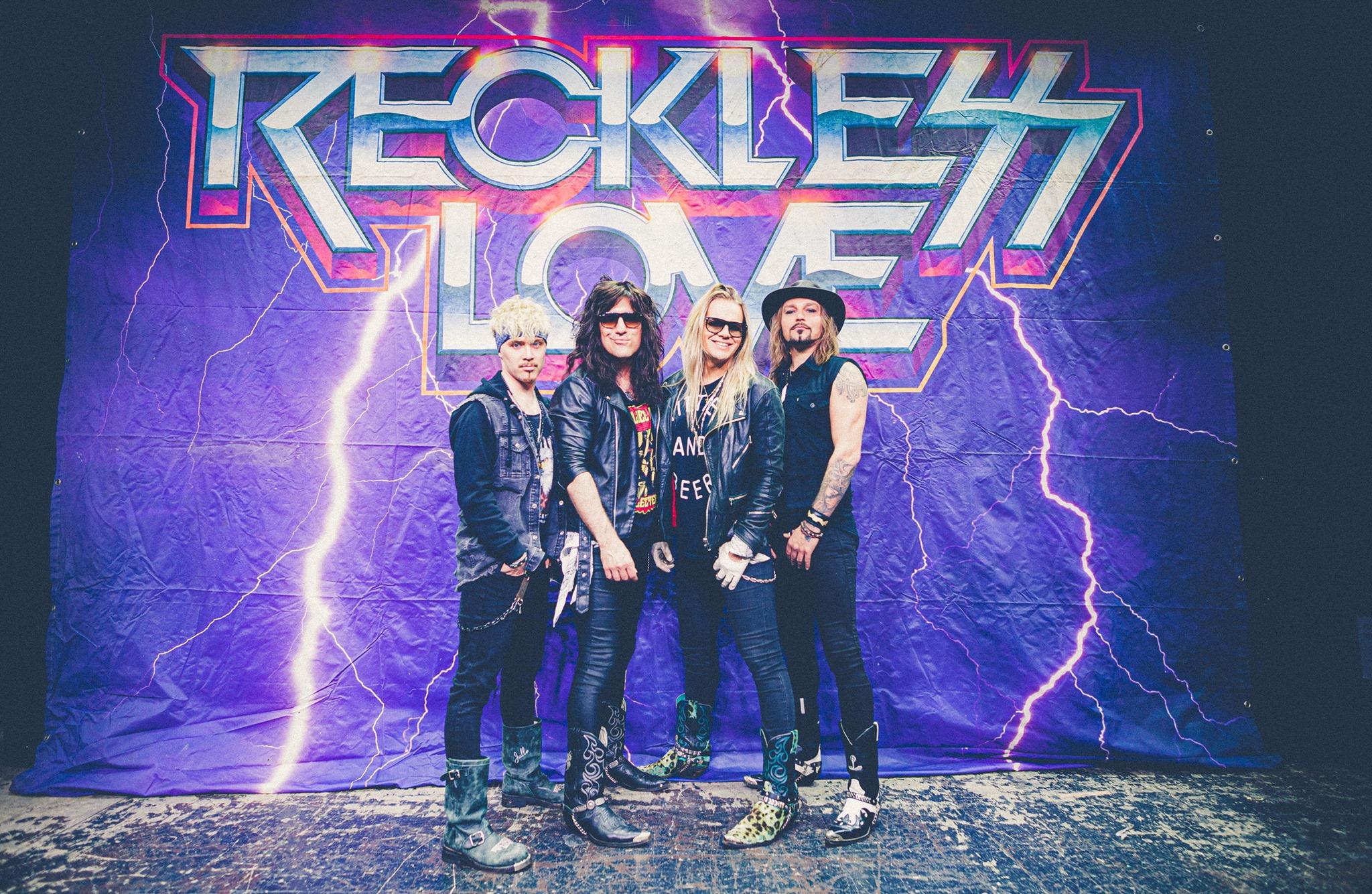 Reckless Love am 23. March 2021 @ Szene Wien.