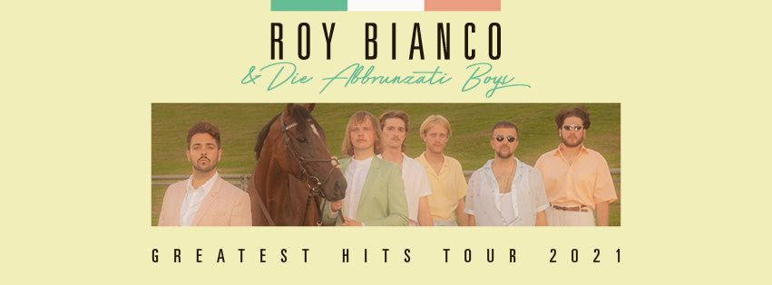 Roy Bianco & Die Abbrunzati Boys am 31. October 2020 @ Chelsea.