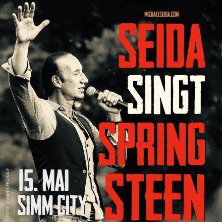 Seida singt Springsteen