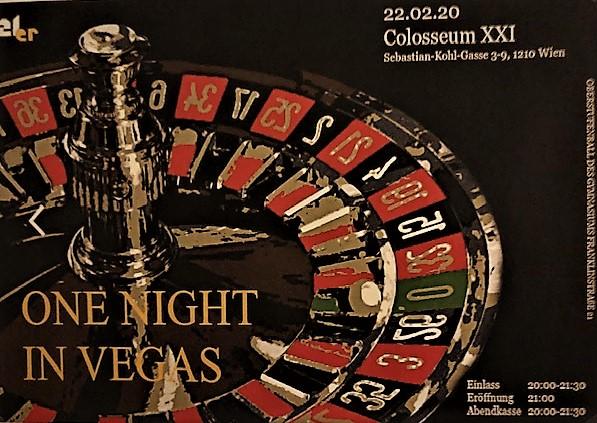 Schulball des BrG Franklinstraße 21 am 22. February 2020 @ Colosseum XXI.