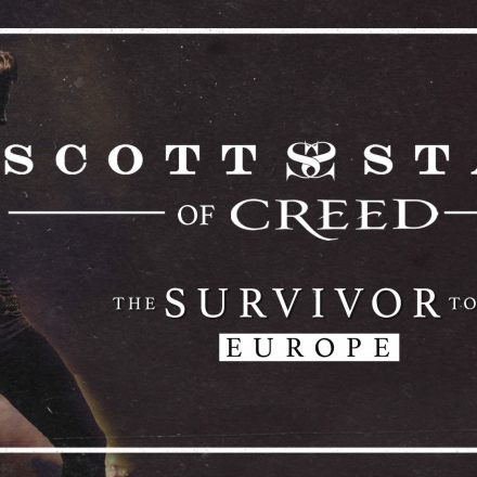 Scott Stapp (of Creed)