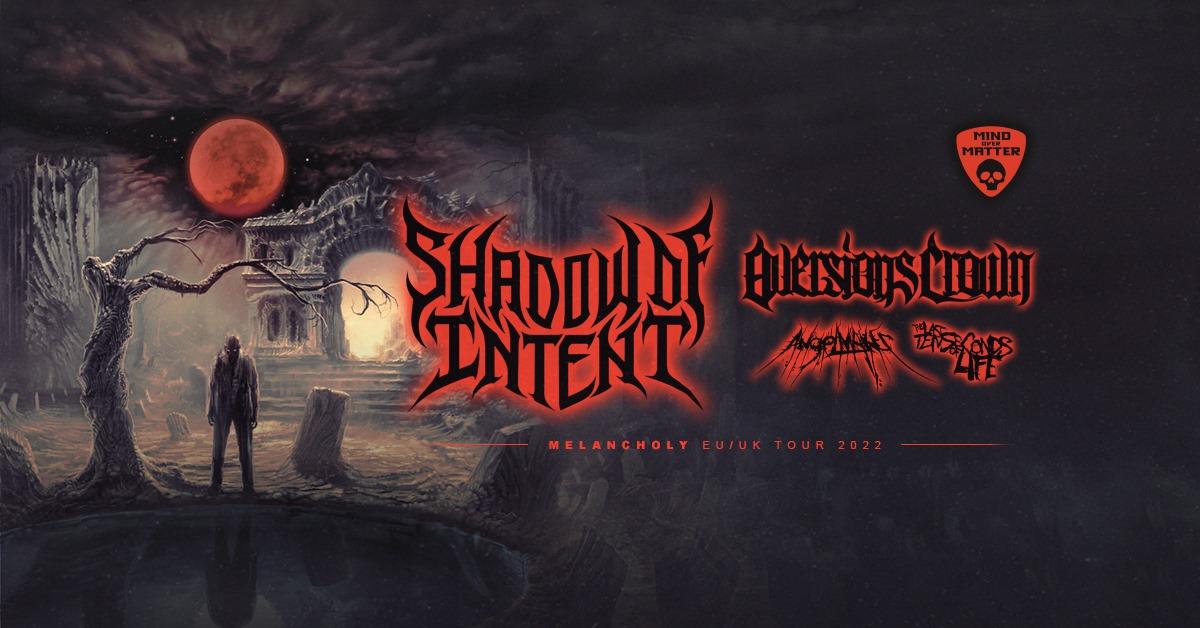 Shadow Of Intent am 25. January 2021 @ Flex - Café.