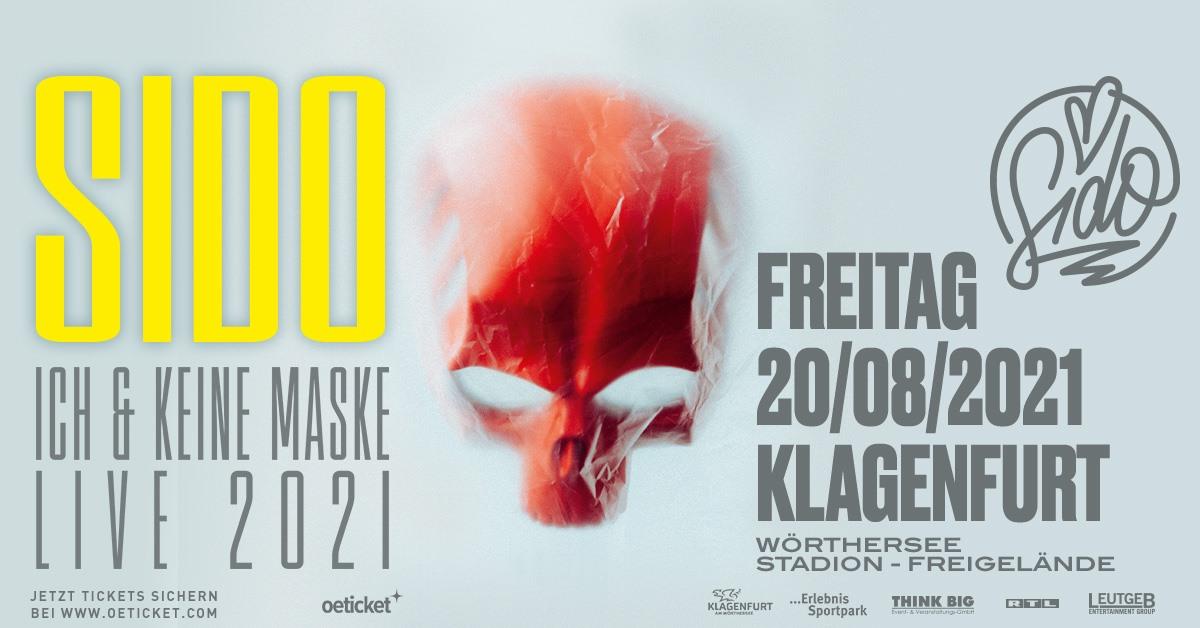 Sido am 8. January 2021 @ Wörthersee-Stadion Freigelände.