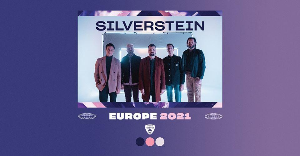 Silverstein am 22. May 2021 @ Flex - Halle.
