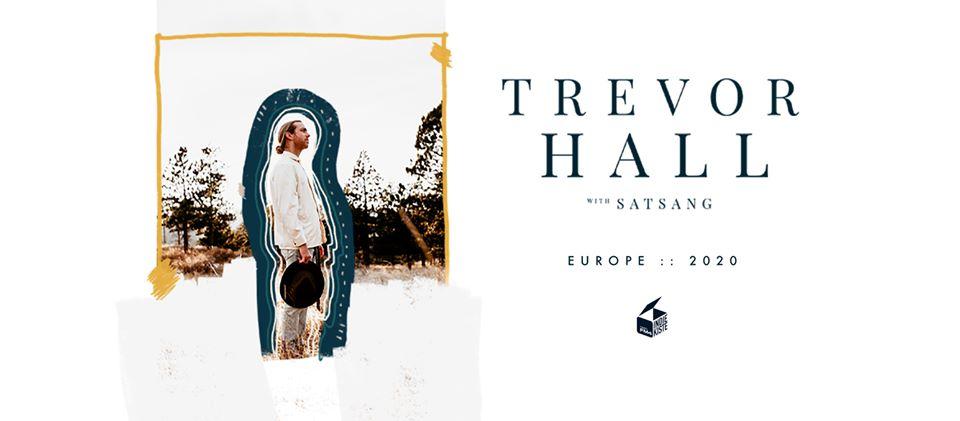 Trevor Hall am 17. August 2020 @ Arena Wien - Große Halle.