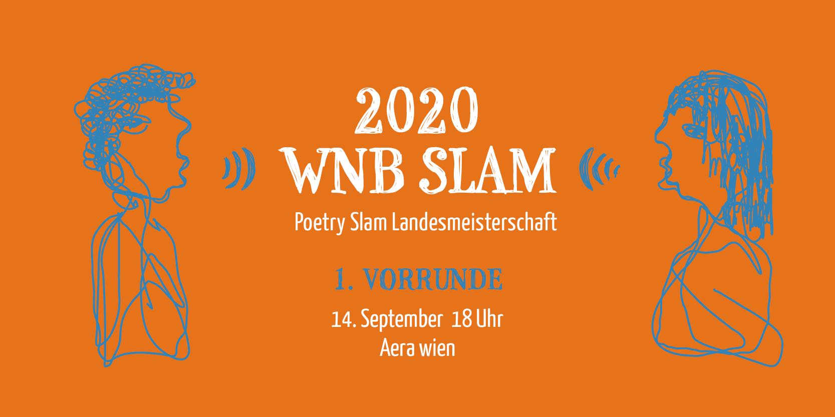 WNB SLAM 2020 Vorrunde 1 am 14. September 2020 @ Aera.